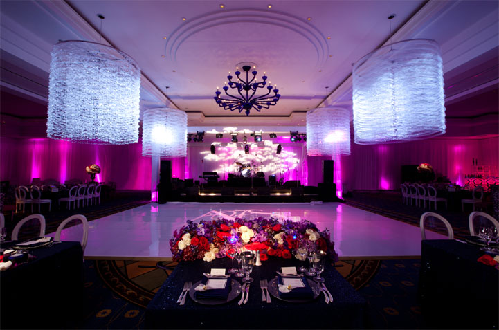 A Ritz Carlton South Beach WeddingOne Unforgettable Evening